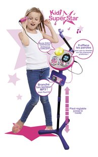 VTech micro sur pied Kidi SuperStar -Image 1