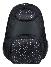 Roxy rugzak Shadow Swell True Black Dots-Vooraanzicht