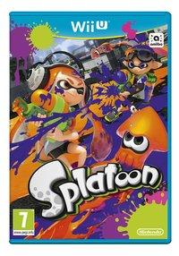 Wii U Splatoon NL