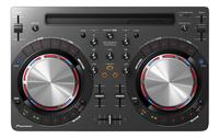 Pioneer dj-controller DDJ-WEGO3 zwart-Bovenaanzicht