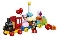 LEGO DUPLO La Maison de Mickey 10597 La parade d'anniversaire de Mickey et Minnie-Avant