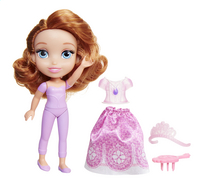 Figuur Disney Sofia the First roze jurk-Artikeldetail
