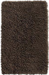 Clarysse badmat Pearl Cotton Twist bruin 50 x 90 cm