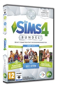 Pc De Sims 4 Bundel 5 NL-Linkerzijde