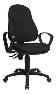 Topstar Chaise de bureau WellPoint noir-Détail de l'article