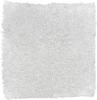 Tapis de bain 60 x 60 cm Utah New blanc