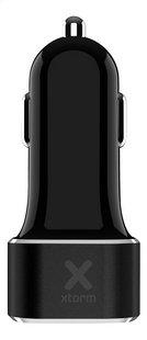 Xtorm Chargeur de voiture avec 2 ports USB -Vue du haut