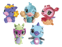 Hatchimals CollEGGtibles 4-pack + Bonus Saison 4-Avant