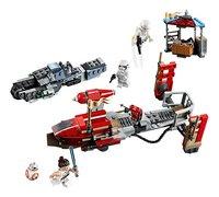 LEGO Star Wars 75250 La course-poursuite en speeder sur Pasaana-Détail de l'article