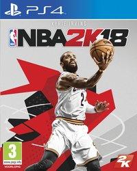 PS4 NBA 2K18 FR/ANG
