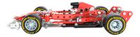 Meccano Ferrari F1-Rechterzijde