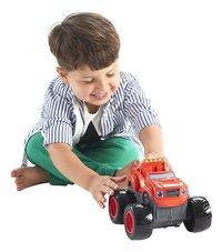 Fisher-Price brandweerwagen Blaze en de Monsterwielen transformerend-Afbeelding 1