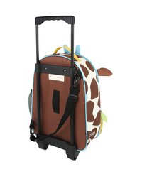 Skip*Hop reistrolley Zoo Luggage giraf-Achteraanzicht