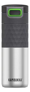 Kambukka Isoleerkan Etna Grip Stainless Steel grijs 50 cl-Vooraanzicht