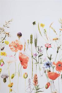 Marjolein Bastin Dekbedovertrek Field Study red katoen 140 x 220 cm-Artikeldetail