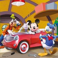 Ravensburger 3-in-1 puzzel Iedereen houdt van Mickey-Artikeldetail