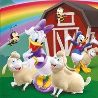 Ravensburger 3-in-1 puzzel Iedereen houdt van Mickey-Vooraanzicht