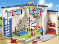 PLAYMOBIL City Life 9454 Salle de sport-Image 1