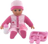 Dolls World zachte pop Phoebe-Vooraanzicht