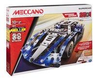 Meccano Super Car 25 modèles-Côté gauche