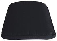 Hartman Coussin d'assise pour fauteuil imitation rotin Havana dark grey