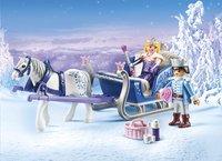 Playmobil magic 9474 koninklijk paar met slee collishop
