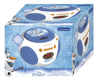 Lexibook radio/lecteur CD Disney La Reine des Neiges Olaf