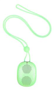 AudioSonic bluetooth luidspreker groen-Vooraanzicht