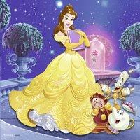 Ravensburger puzzle 3 en 1 Disney Princess Aventures des princesses-Avant