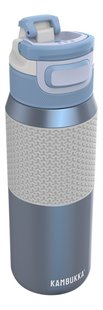 Kambukka Drinkfles Elton Insulated Sky Blue blauw 75 cl-Linkerzijde