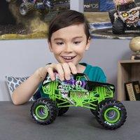Spin Master Monster Truck Monster Jam Grave Digger-Image 1