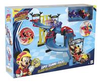 Speelset Disney Mickey and the Roadster Racers Super Training Tracks-Linkerzijde