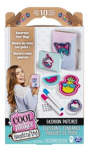 Spin Master Cool Maker Handcrafted Fashion Patches-Vooraanzicht