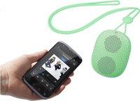 AudioSonic haut-parleur Bluetooth vert-Image 1