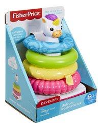 Fisher-Price stapelpiramide Unicorn Rock-a-Stack-Linkerzijde