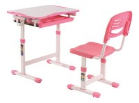 Bureau Kids Comfortline roze-Rechterzijde