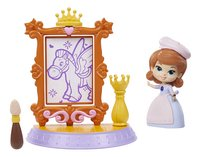 Speelset Disney Sofia the First Sofia schildert