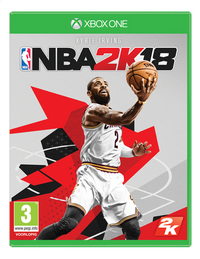 XBOX One NBA 2K18 ENG/FR