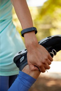 Fitbit Flex activiteitsmeter roze-Afbeelding 4