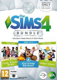 Pc The Sims 4 Bundle NL