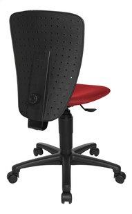 Topstar chaise de bureau pour enfants Nic foot rouge/vert-Détail de l'article