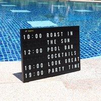 Tableau à messages Locomocean A4-Image 6