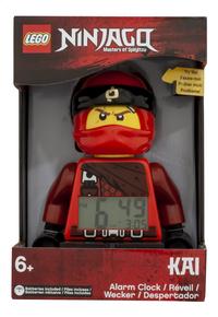 Réveil LEGO Ninjago Kai 3D-Avant