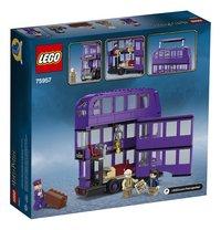 LEGO Harry Potter 75957 De Collectebus-Achteraanzicht