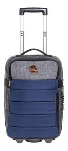 Quiksilver bagage cabine à roulettes New Horizon Medieval Blue Heather 51 cm-Image 1
