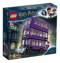 LEGO Harry Potter 75957 De Collectebus-Linkerzijde