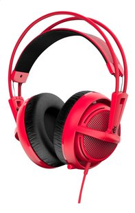 SteelSeries casque-micro Siberia 200 Forged Red