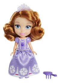 Figuur Disney Sofia the First paarse jurk