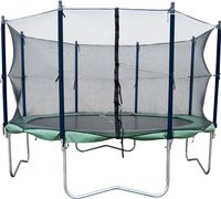Optimum ensemble trampoline diamètre 3,66 m