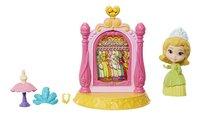 Set de jeu Disney Princesse Sofia La garde-robe d'Ambre
